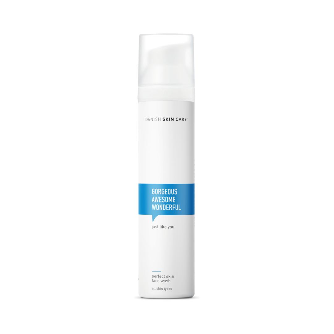 Danish Skin Cares Perfect Skin Face wash for all skin types