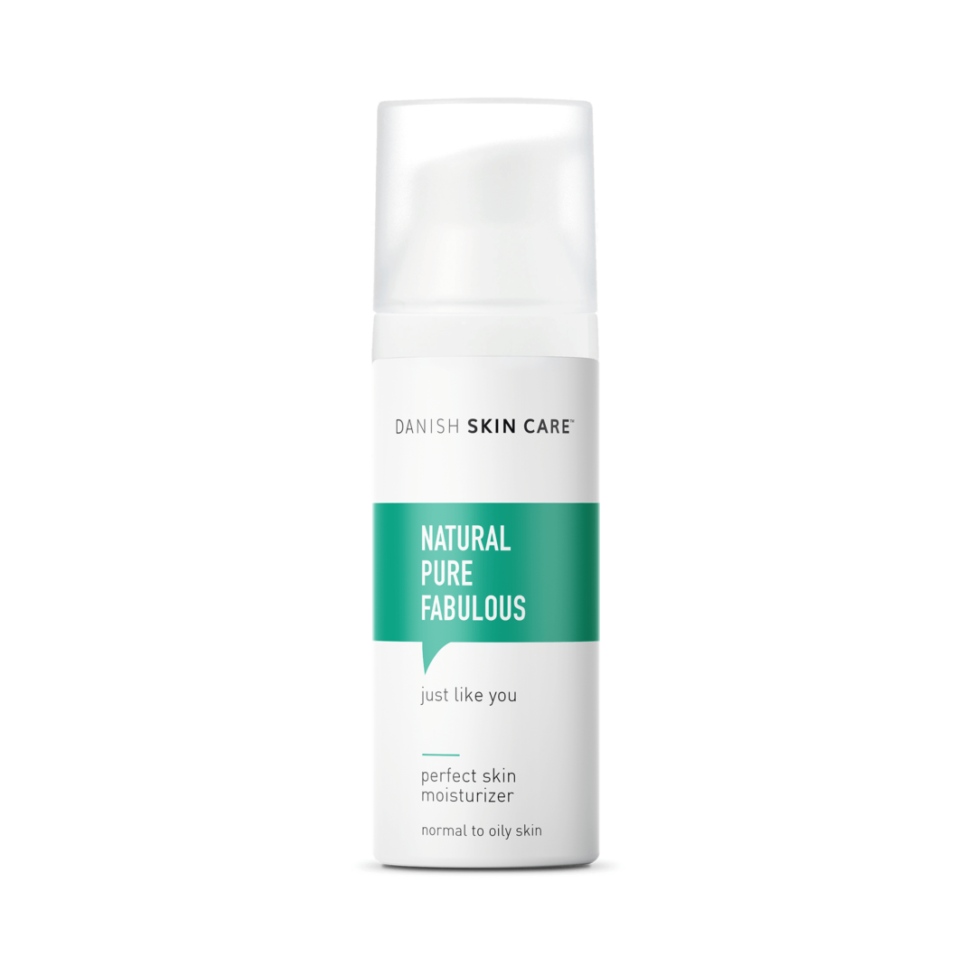 Danish Skin Cares Perfect Skin Moisturizer for normal to oily skin
