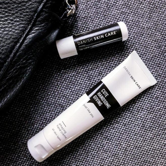 hand creme lip care