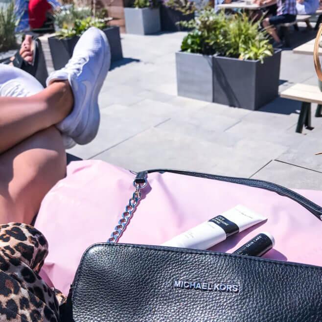 lipcare bag purse lip care