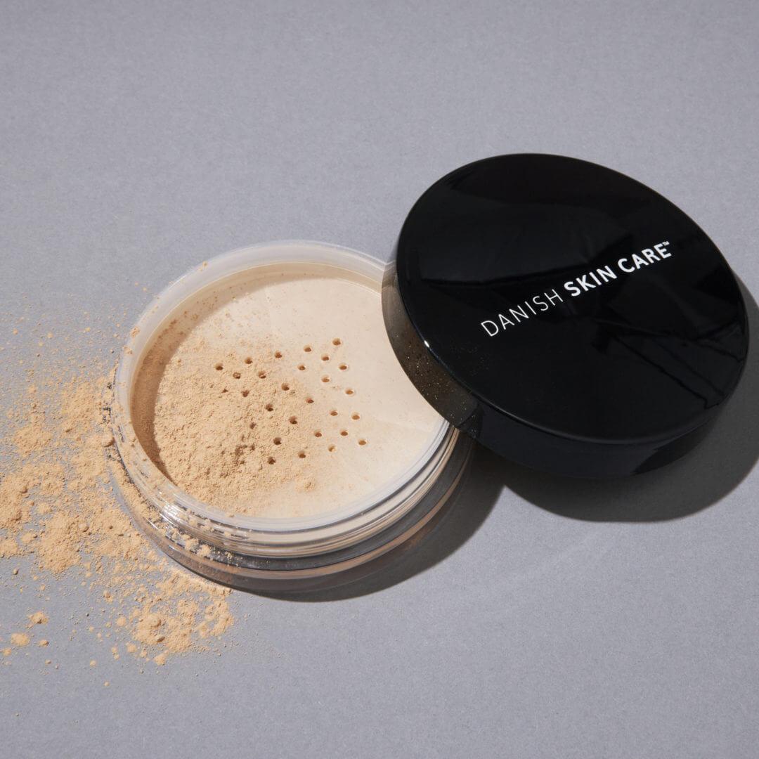 Danish Skin Care Makeup Loose Mineral Powder Foundation